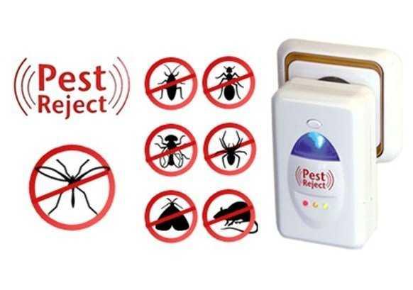 Ультразвуковой отпугиватель тараканов какой выбрать и как использовать?