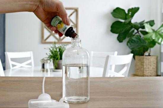 Как убрать запах табака в квартире