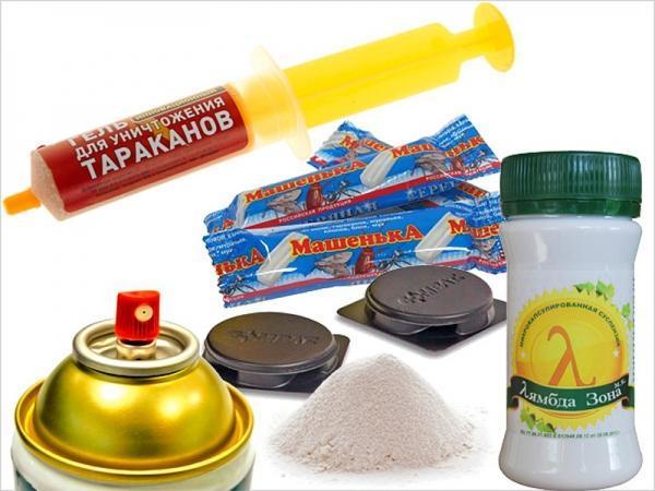 Как выбрать самую лучшую и эффективную отраву для тараканов