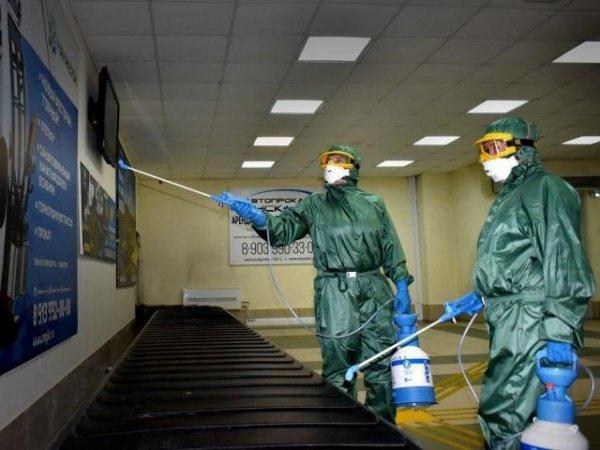 Обработка помещений от коронавируса