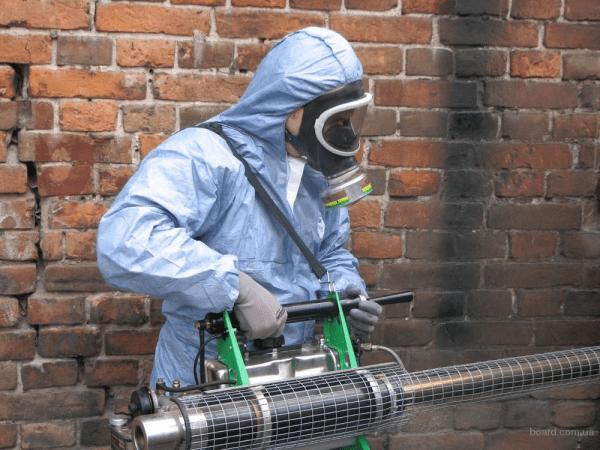 Фумигация как эффективный способ борьбы с вредителями