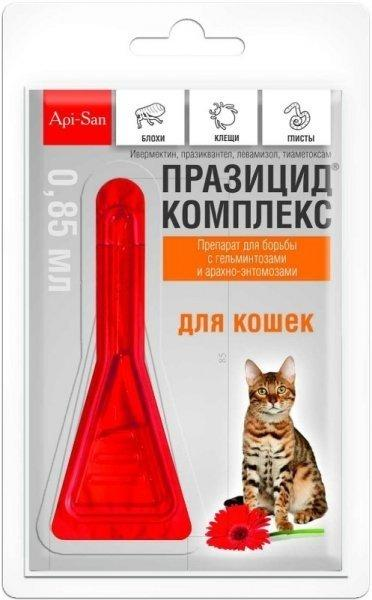 Эффективные и безопасные капли от блох для кошек