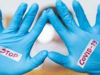 Перчатки для защиты от коронавируса