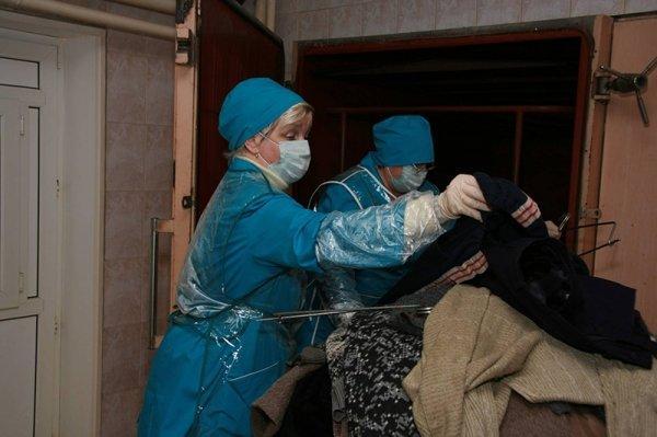 Особенности проведения дезинфекции при туберкулезе
